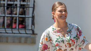Prinzessin Victoria von Schweden wird heute 42 Jahre alt!