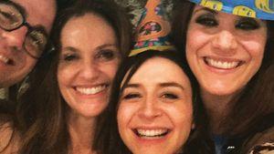 "Reunion! ""Private Practice""-Stars feiern sich durch Spanien"