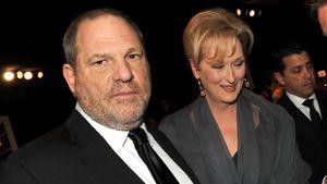 Weinstein-Sexskandal: Meryl Streep hatte keine Ahnung!