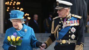 So eine starke Stütze war Prinz Philip (†99) für die Queen
