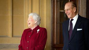 Erster Termin nach seinem Tod: Queen vermisste Prinz Philip