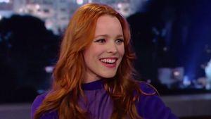 Wunderschön! Rachel McAdams zeigt ihre roten Haare