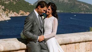 Rafael Nadal frisch verheiratet: So schön war Braut Xisca!