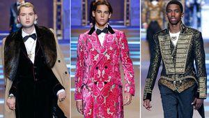 Gute Gene: Diese hotten Promi-Söhne rocken die Fashion Week!