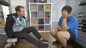 """Wieso? """"Biggest Loser""""-Gianluca wollte zuerst nicht zu Ramin"""