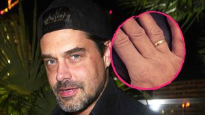 Heimliche Hochzeit? Raphael Vogt trägt plötzlich Ehering!