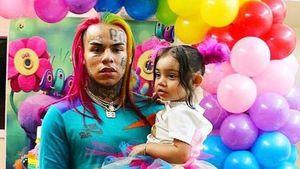 Nach Hausarrest: 6ix9ine will seine Tochter wiedersehen