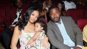Ließ Ray J schwangere Frau und Tochter in Vegas zurück?