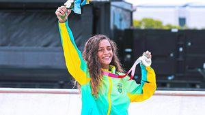 Virales Video als Kind: Skate-Teenie holt Olympia-Silber!