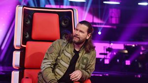 "Premiere! Rea Garvey weint bei ""The Voice of Germany"""