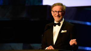 Regisseur und Produzent Steven Spielberg