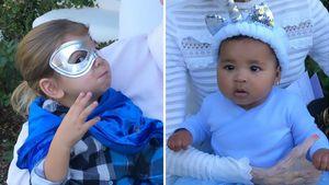 Superheld vs. Einhorn: Welches Kardashian-Kind ist süßer?