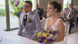 """Cliffhanger: Sagt """"Hochzeit auf ersten Blick""""-Daniela """"Ja""""?"""