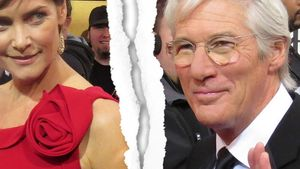Richard Gere und Carey Lowell
