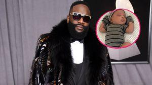 Rapper Rick Ross total stolz: Sein Söhnchen Billion ist da!