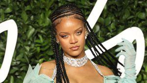 Schwangere Rihanna? Fans vermuten ein kleines Babybäuchlein