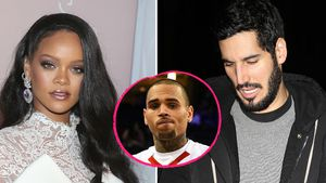 Rihannas Turtel-Comeback mit Hassan: Chris Brown am Boden