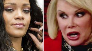 Bissig: So lästerte Joan Rivers über Rihanna & Co.