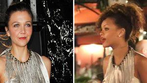 Stylebattle: Rihanna vs. Maggie Gyllenhaal