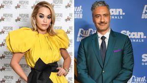 Arm in Arm: Rita Ora und Taika Waititi zusammen unterwegs