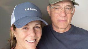 Mit Selfie: Tom Hanks meldet sich aus Corona-Quarantäne
