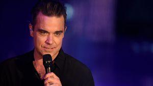 So stolz! Robbie Williams auf Tour als Daddy Cool
