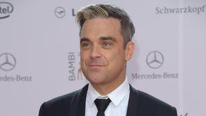 Schwacher Papa? Robbie Williams' Kinder haben ihn im Griff!