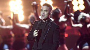 Robbie Williams ist stolz auf seinen Echo