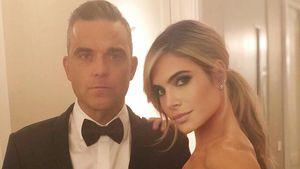 """""""Diese Traumfrau"""": So gratuliert Robbie Williams seiner Ayda"""