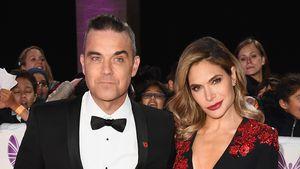 Wird Robbie Williams etwa bald Papa?