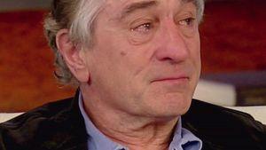 Robert De Niro bricht in US-Talkshow in Tränen aus