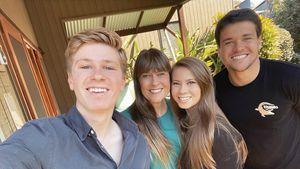 Zum 17. Geburtstag: Robert Irwin wird von Familie überrascht