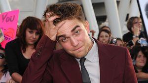 Robert Pattinson urinierte für Filmrolle in seine Hose