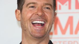Blurred Lines-Zoff: Robin Thicke lacht Gegner aus!