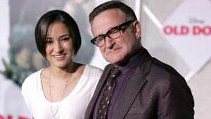 Todestag: Zelda Williams gedenkt ihres Vaters Robin Williams