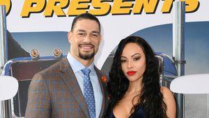 WWE-Star Roman Reigns' Frau wieder mit Zwillingen schwanger
