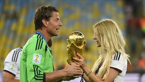 Weltmeister-Baby: BVB-Torwart Roman Weidenfeller wird Papa!