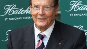 Roger Moore, Ex-James-Bond-Darsteller