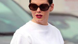 Zu unbequem für Hollywood: Agent feuert Rose McGowan!