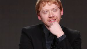 "Rupert Grint, ""Harry Potter""-Star"
