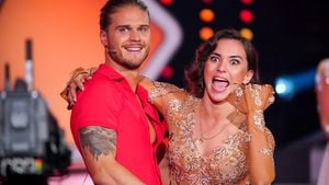 "Erste Show: Dieses ""Let's Dance""-Paar sehen die Fans vorn"