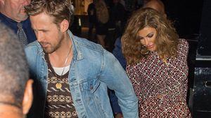 Seltene Pics: Ryan Gosling Hand in Hand mit seiner Eva!