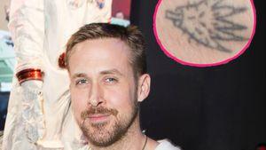 Warum hat sich Schauspieler Ryan Gosling selbst tätowiert?