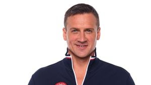 "Hot: Ryan Lochte zieht bei ""Dancing with the Stars"" blank!"