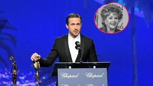 Ryan Gosling: Bewegende Hommage an Debbie Reynolds (†)