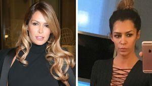Sabia Boulahrouz im Januar 2017 und Dezember 2016