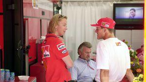 Schumachers Managerin spricht über Michaels private Seite!
