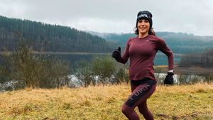 Mocki läuft noch zehn Kilometer in 26. Schwangerschaftswoche