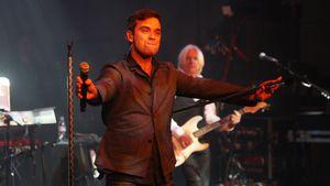 Robbie Williams über seine extremen Gewichtsschwankungen