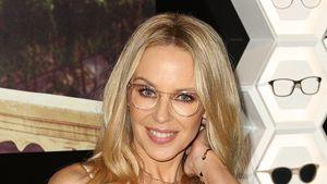 Fans finden's schlimm: Photoshop-Fail bei Kylie Minogue!